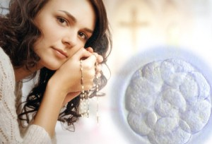 catholic IVF in vitro fertilization debate